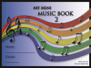 My Mini Music Book 2 Title Page 65kb