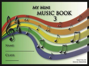 My Mini Music Book 3 Title Page 65kb