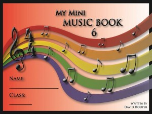My Mini Music Book 6 Title Page 65kb